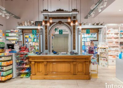 Farmacia Marina Oriol, Barcelona