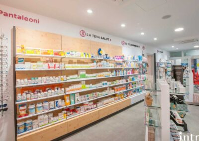 Farmacia Pentaleoni,Barcelona · Pantaleoni