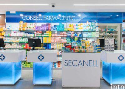 Farmacia Secanell, Igualada