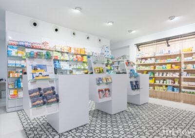 Farmacia Mas Farré · Monzón, Huesca